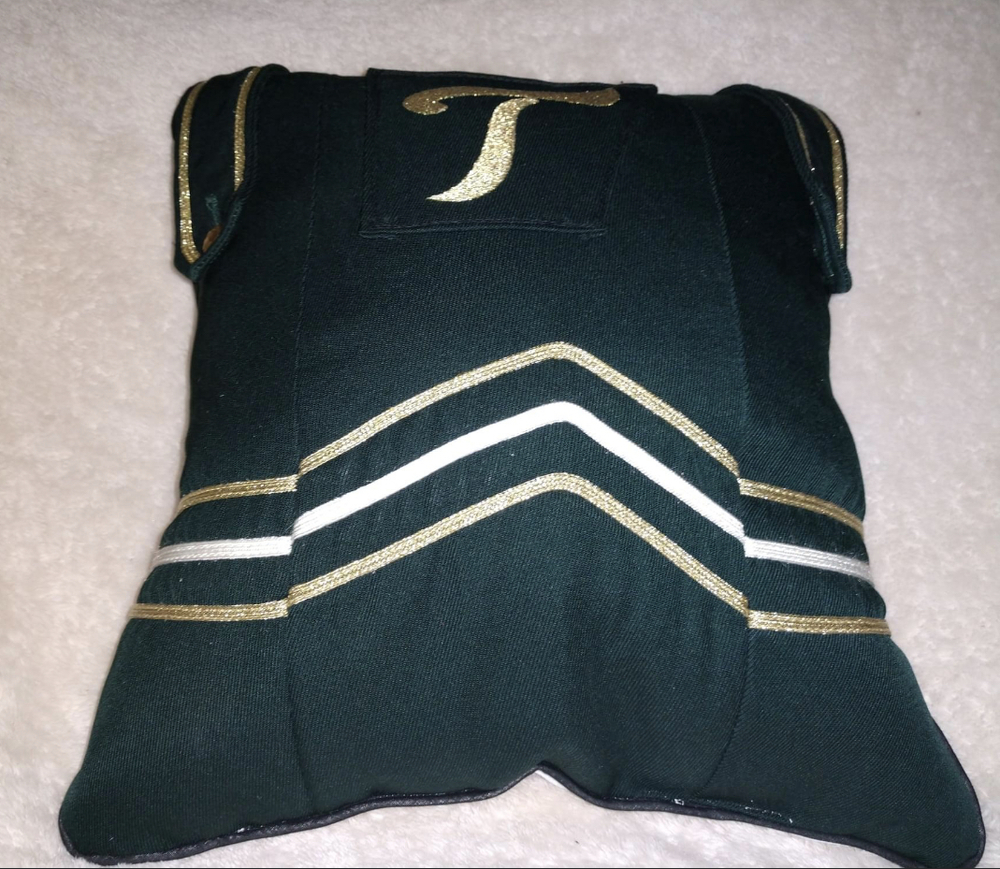 THS Band Uniform Keepsake Pillows