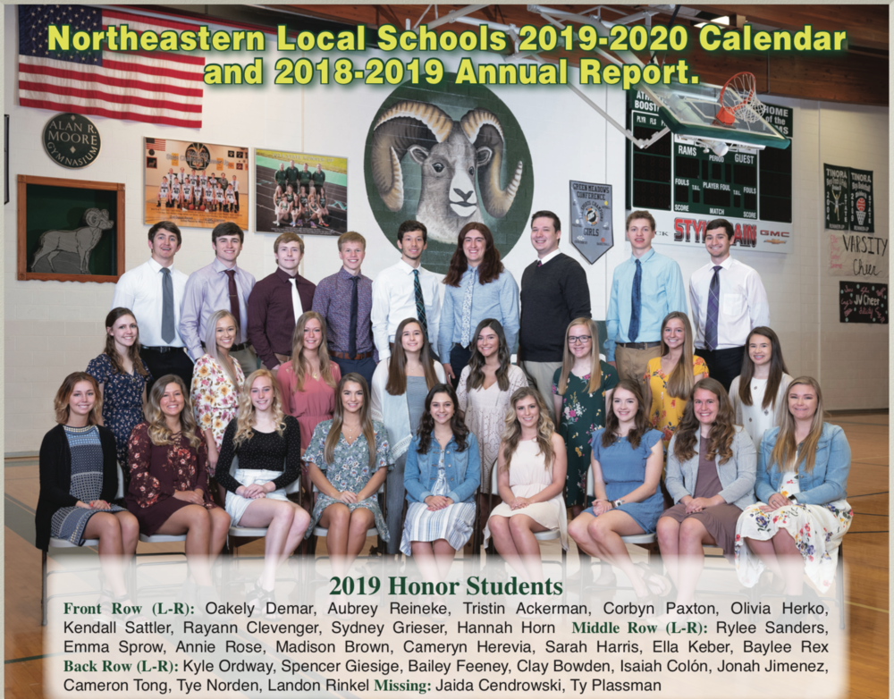 Link to 2019-2020 Calendar and Annual Report