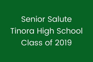 THS Class of 2019 Senior Salute - View in Browser, Not on the App